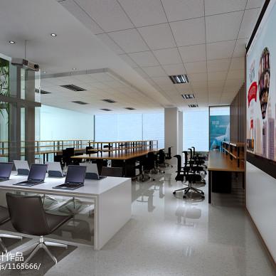 南京华为总部内部展厅_1489209