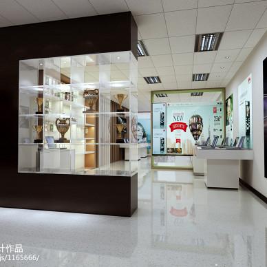 南京华为总部内部展厅_1489211