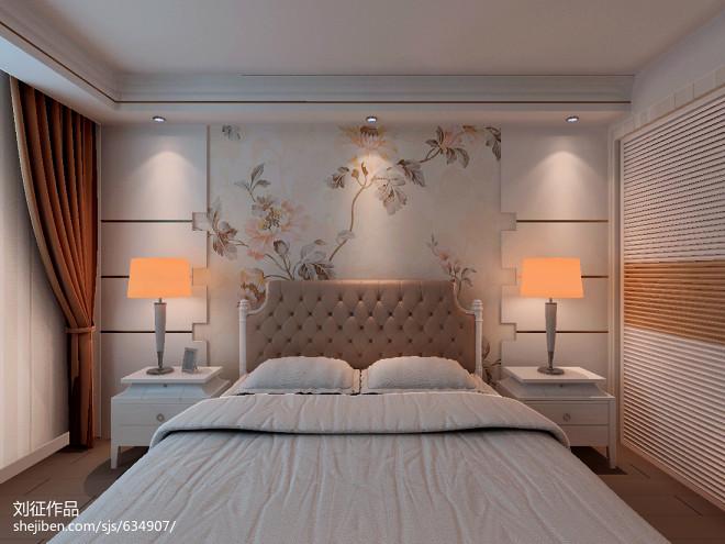 2017卧室装修效果图图集大全