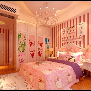 儿童房家用地毯设计图片