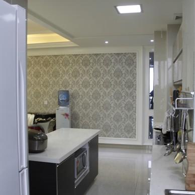 欧式厨房用品置物架效果图大全