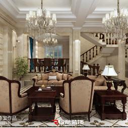 私人别墅墙壁装饰设计