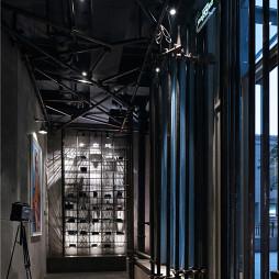 358平米摄影工作室现代工业风格装修图