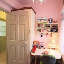 混搭风格家居儿童房装修图