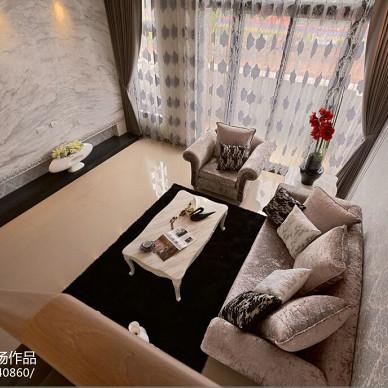 清水苑230平欧式古典装修案例_1518142