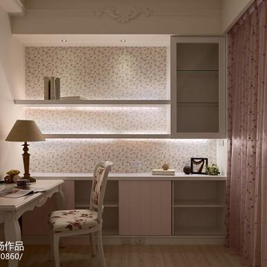 清水苑230平欧式古典装修案例_1518151