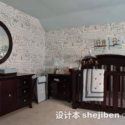 家居婴儿床垫图片