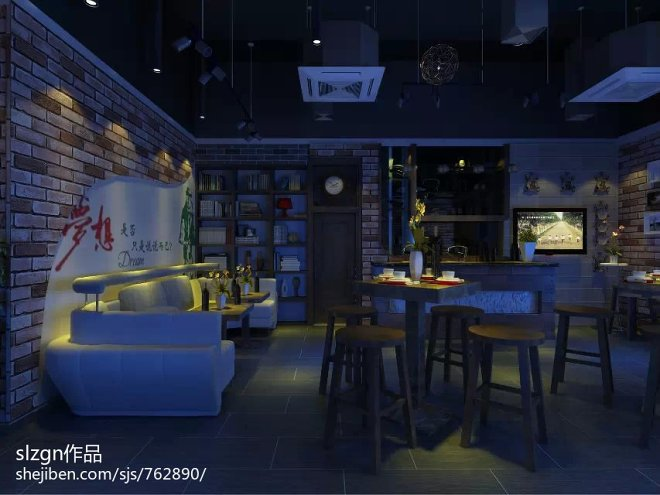某休闲励志咖啡店_1523329