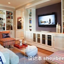 小户型电视墙效果图片欣赏