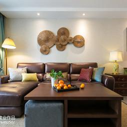 混搭风格二居室沙发沙发装修效果图