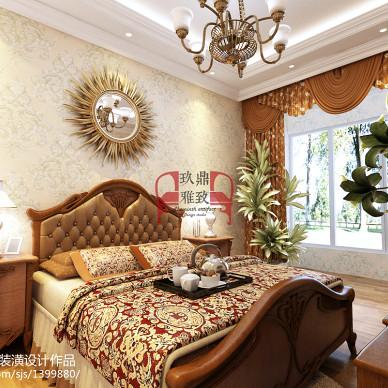 【尊贵】 津南新城别墅设计方案_1527862