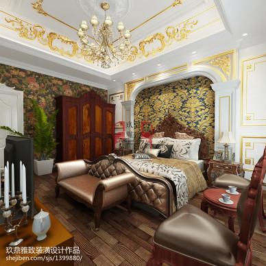【尊贵】 津南新城别墅设计方案_1527875