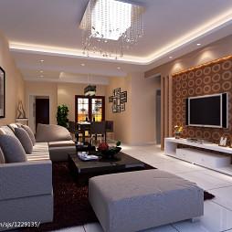 现代风格电视柜设计
