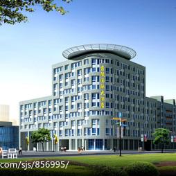 召陵区国际商贸城鸟瞰图_1531632