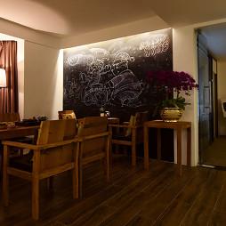现代风格咖啡厅装修效果图片欣赏