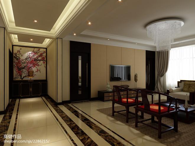 家装客厅吊顶效果图欣赏