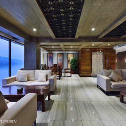 中式风格客厅设计图
