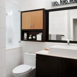 小面积卫生间图片