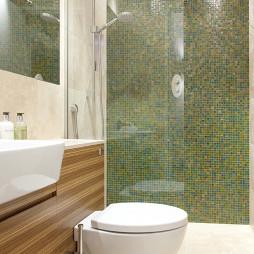 1平米卫生间装修设计效果图
