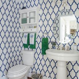 浴室置物架装修效果图库汇总