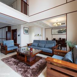 现代客厅隔断设计