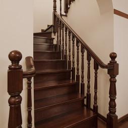 欧式风格楼梯装修效果图