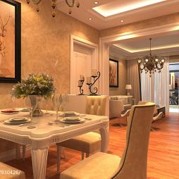 河南省周口郸城方远三期三室两厅欧式设计_1555885