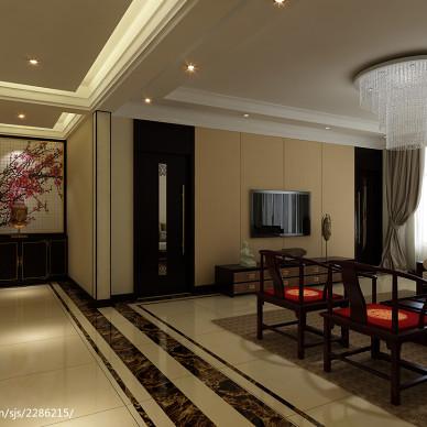 中式风格客厅电视柜照片大全