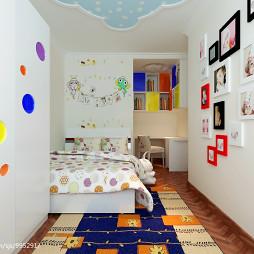 欧式儿童房墙绘图案大全