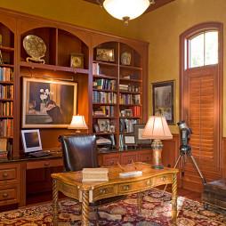 小书房书柜图集