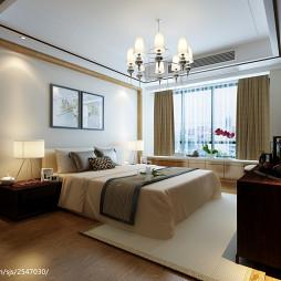 卧室装饰效果图集欣赏