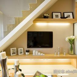 50平米一室一厅设计效果图欣赏