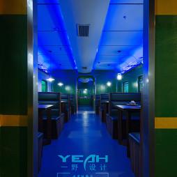 列车餐厅设计