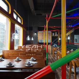 餐饮空间设计效果图大全
