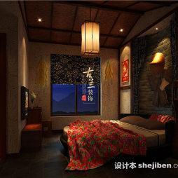 主题酒店设计效果图图库欣赏