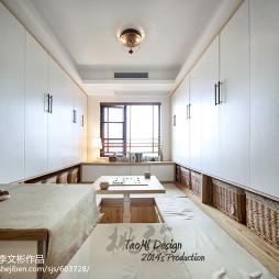 日式书房隔声窗设计