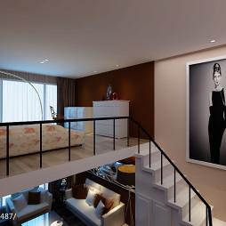 单身公寓装饰效果图欣赏