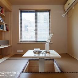 日式书房榻榻米设计