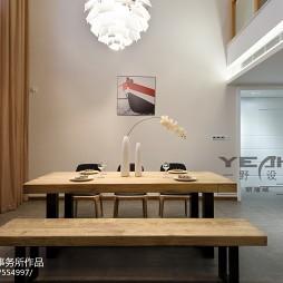 现代餐厅设计图集