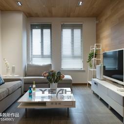 住宅空间现代客厅设计