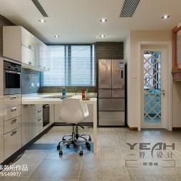 别墅现代厨房设计