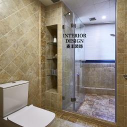 简约美式卫生间装修