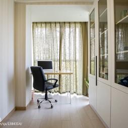 现代书房钢木家具图集