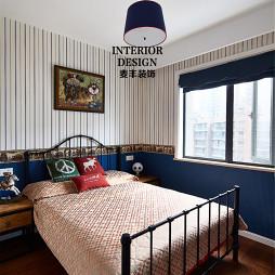 简约美式儿童卧室设计