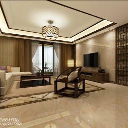 中式古典客厅装饰图片