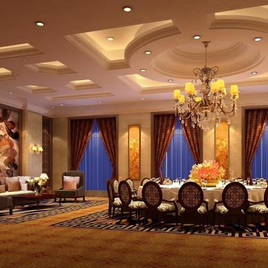 星级酒店设计效果图图片