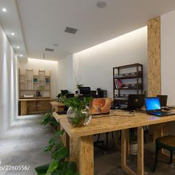 办公空间装修设计图片欣赏