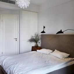 北欧简约温馨房间布置效果图