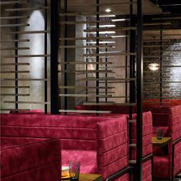 混搭风格餐饮空间设计效果图