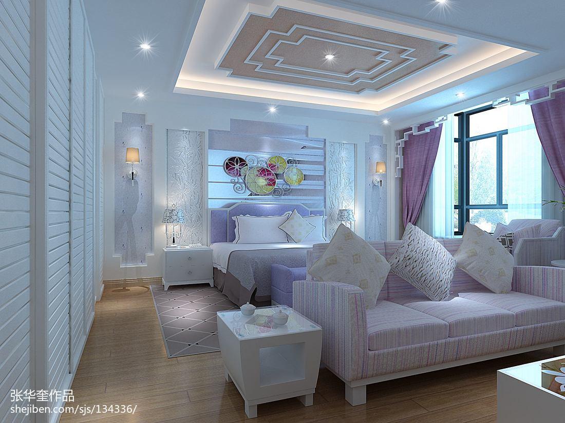 公主卧室装修效果图_公主的卧室效果图片 – 设计本装修效果图